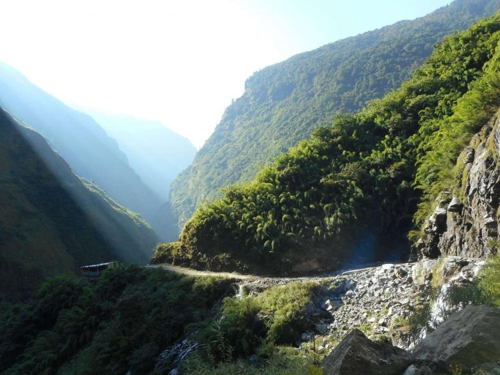 Le Tour Des Annapurnas1