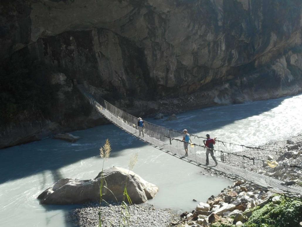 Le Tour Des Annapurnas11