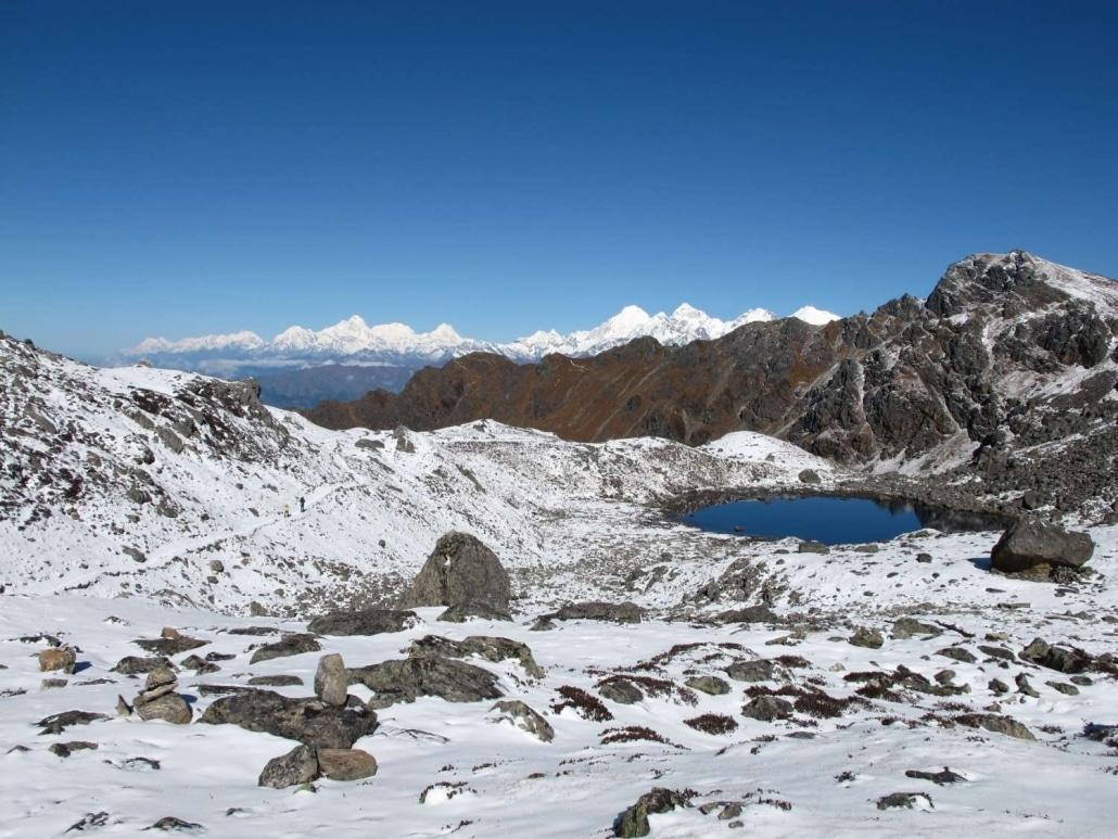 Langtang Lacs Sacrés Du Gosaikund Et Helambu9