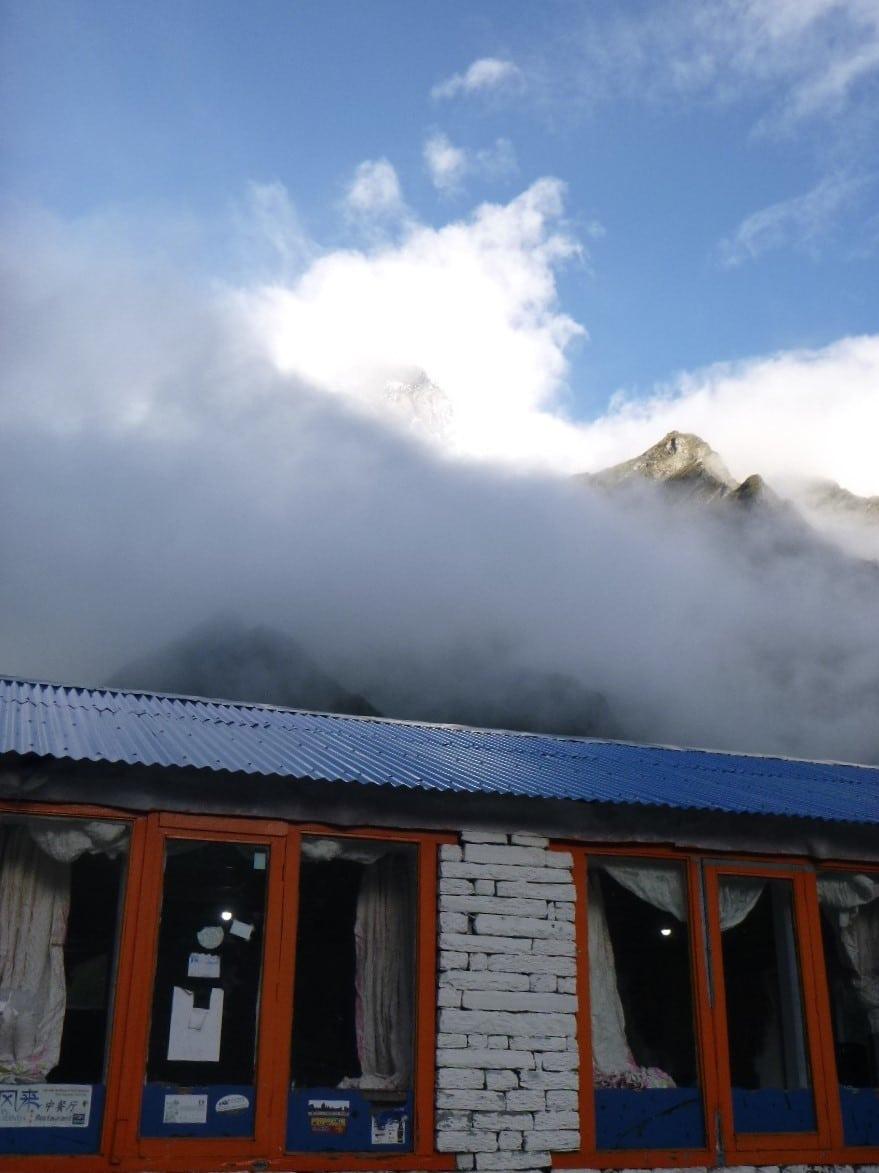 Sanctuaire Et Balcons Des Annapurnas10